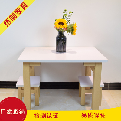 kids table for kids furniture kindergarten furniture paper tube furniture